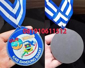 Medali resin print Murah
