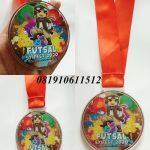 bikin medali akrilik