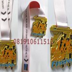 medali timah bakors run