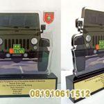 Plakat Akrilik TNI
