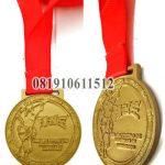 medali timah gold