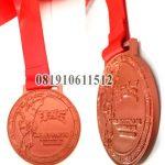 medali timah perunggu
