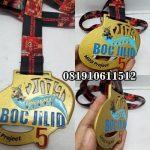 Medali Timah Custom