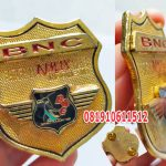 pin club motor BNC