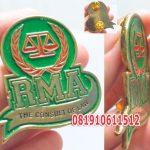 pin logam RMA